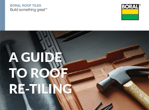 Boral Guide Roof Re-Tile
