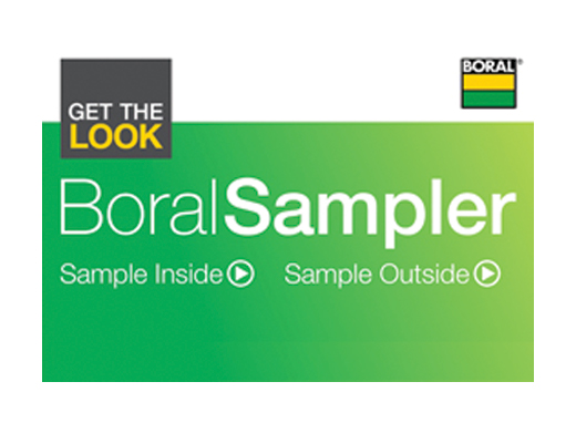 Boral Sampler Sized 1